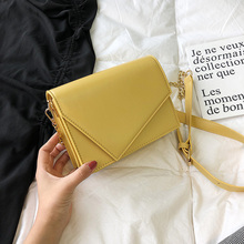 New Women Messenger Bags Woman Bag Simple Famous Brands Women Fashion Solid Color PU leather Shoulder Crossbody Phone beach Bags