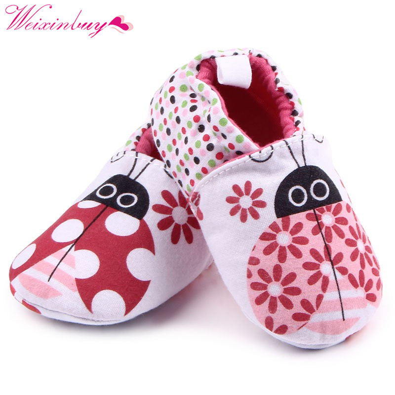 Newborn Baby Shoes Stripes Cute Pattern Baby Girl Shoes ...