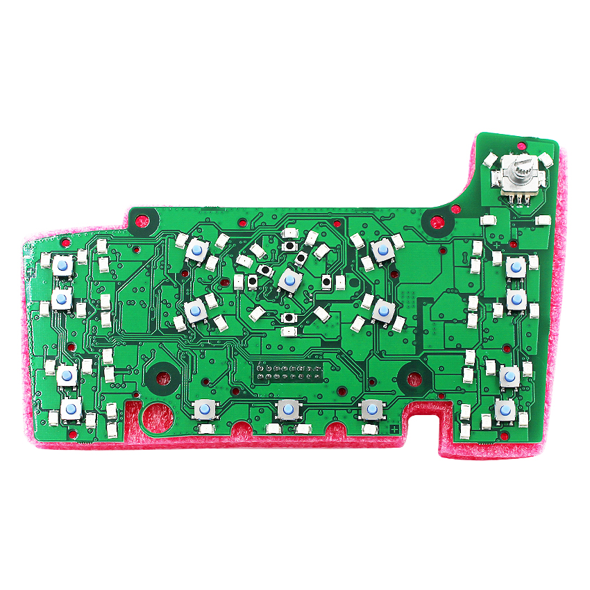 with Navigation for Audi A6L 05-11 Q7 for Multimedia Keys-E380 Circuit Board