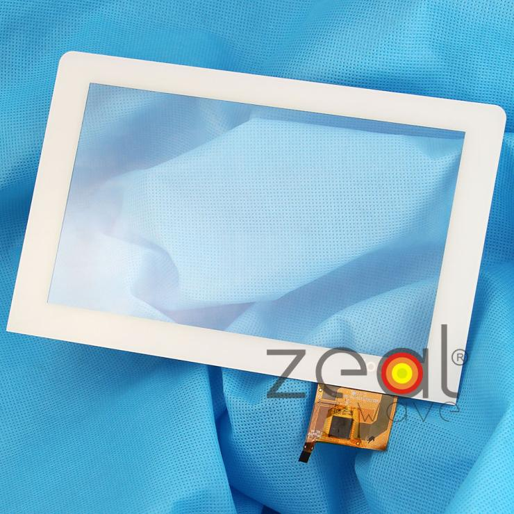 2pcs/Lot 7 Inch Touch Screen New For ReadboyG11TouchPad.Tablet PC Touch Panel Digitizer MG-070-198-FPC-V0.2 19 inch infrared multi touch screen overlay kit 2 points 19 ir touch frame