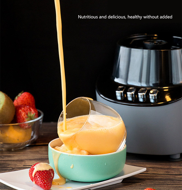 1.5 liter juicer dry grinding multi-function household automatic new type food processor fruit frying juicer auxiliary fruits an 2