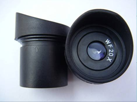 ФОТО Brand New Pair Super Widefield WF20X Eyepiece (30.5MM) with one pair eyeguard ! free shipping