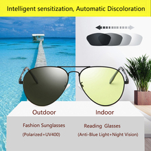 Transition Photochromic Gaming Glasses Polarized SunGlasses