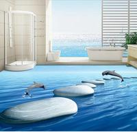 3 d pvc flooring custom 3d bathroom flooring 3 d underwater world pebbles dolphins to download 3d wall mural wallpaper