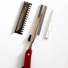 2PCS/set Ladies Body Shaver Razor trimmer Portable Hair Remover Professional Eyebrow trimmer Mini Makeup Knife Shaver For Women
