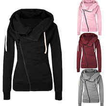 Mode Femmes Clothing Dames À Capuchon À Manches Longues Sweat Chandail À Capuchon Occasionnel Manteau Pull Vêtements Tops