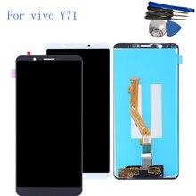 """6,0 """"nuevo para vivo Y71 LCD pantalla táctil digitalizador reemplazo de montaje para bbk vivo Y71 pantalla LCD reparación + herramientas"""