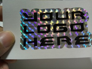 Image 3 - spot color adhesive sticker label printing
