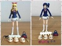 Mini Cartoon Lovely Doll Cute Cake Hoshimiya Ichigo ShiningDoll Toy Girls Toys for Children New