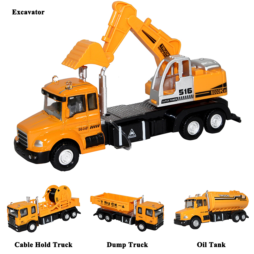 Toy Construction Trucks : Popular toy construction trucks buy cheap