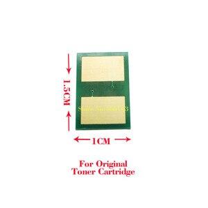 Image 5 - 4x Toner Cartridge chip For OKI C332 C332dn MC363 MC363dn C332 dn MC363 dn reset chip 46508712 46508711 46508710 46508709