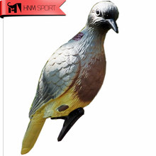 Turtledove Bird caller plastic Outdoor Hunting goods duck goose Decoy Plastic Garden Decoration Ornaments Sports Entertainment(China)
