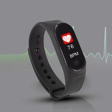 Купить с кэшбэком M3 Bluetooth Smart Watch IP67 Waterproof Heart Rate Monitor Blood Pressure Sports Fitness Tracker for Android IOS Smart Bracelet