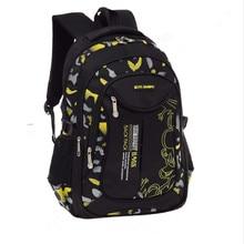 цена на Children School Bags Boys backpacks kids Primary School Backpack Kids orthopedic backpacks Schoolbags mochila escolar sac enfant
