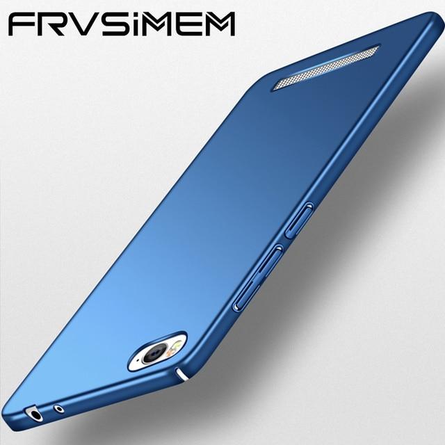 best sneakers 07389 21d81 US $1.66 7% OFF|Frvsimem Cover For Xiaomi Mi4C Mi4i Case 360 Protection  Hard PC Matte Phone Cases For XiaoMi Mi 4C 4i 4 C i Mobile Case Capa-in  Fitted ...