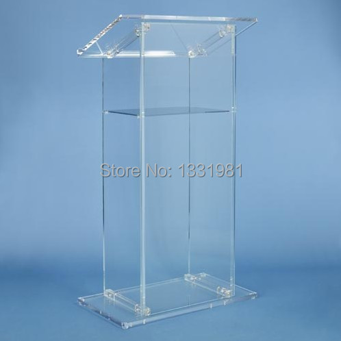 with high quality clear acrylic podium pulpit lectern Manufacturer supplies acrylic lectern|sell perfume|sell bag|sell used baby items - title=