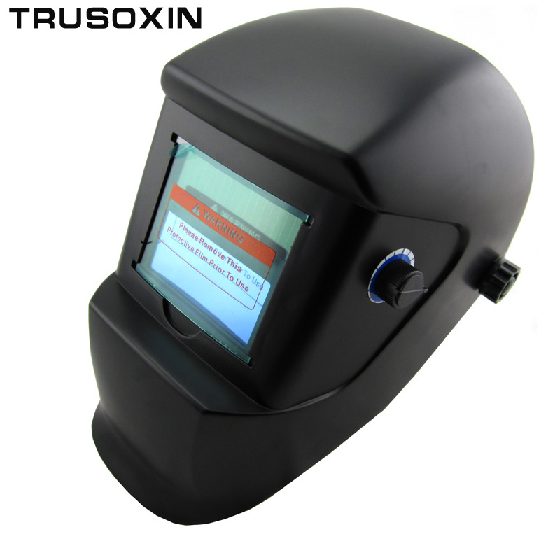 Best quanlity Cheap  Li Battery+Solar auto darkening welding helmet/ mask for TIG MMA MIG MAG welding machine and plasma cutter полуавтомат brima mig mma 325 best 0010408