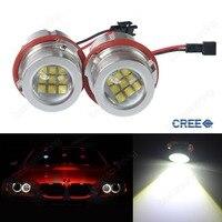 90W LED Angel Eyes Halo Light Marker Bulb E39 E60 E87 M5 X5 E53 E63