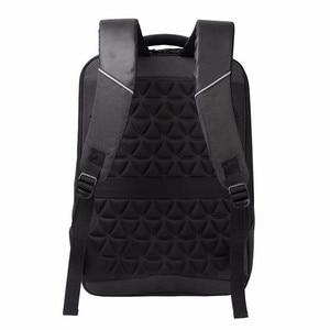 Image 5 - Sacs à dos hommes Premium Anti vol ordinateur portable école voyage sac à dos étanche avec Port USB