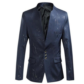 Male Blazer Plus Size 4XL Fashion Casual Slim Fit Jackets Men Suits For Party Autumn Spring High Quality Outwears Men