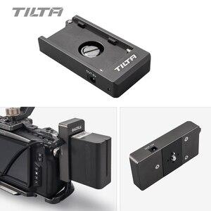 Image 4 - Tilta F970 Battery Plate 12V 7.4V Output Port For TILTA bmpcc 4k 6k cage camera rig