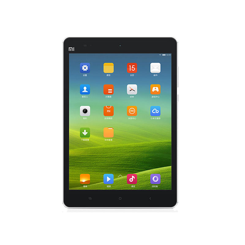 2pcsbag For Xiaomi Mipad1 7.9 Inch Tablet Screen Protector Anti-glare Clear HD Protective Film