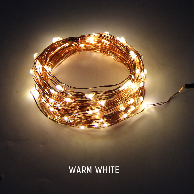 Outdoor Lighting Brilliant Led String Light Waterproof 2m/5m/10m Silver Wire Usb&battery Holiday Fair Lighting For Christmas Tree Wedding Party Decoration