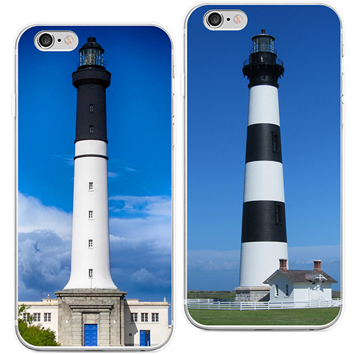 Lighthouse Beacon Case Cover for iPhone 4 5 5C 6 7