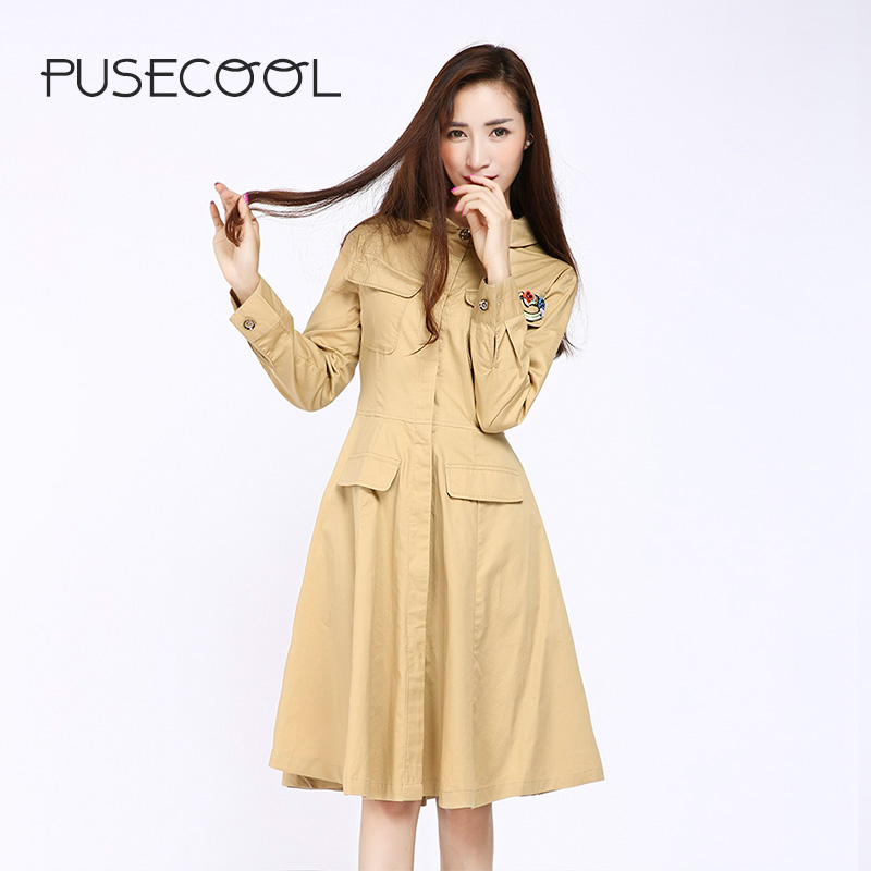Online Get Cheap Dress Trench Coats -Aliexpress.com | Alibaba Group