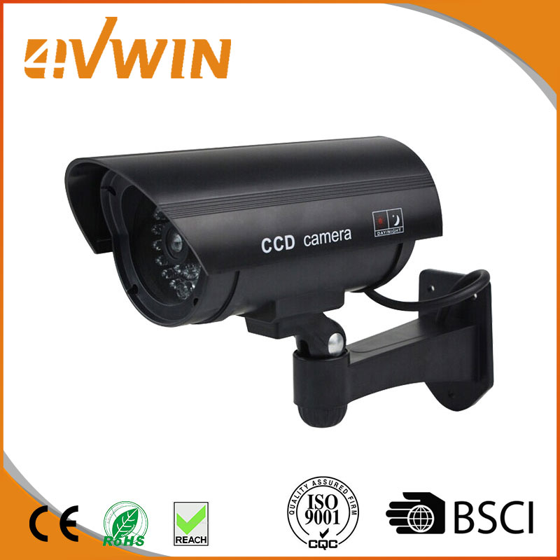 Simulator Camera Realistic looking Security Bullet Camera Deter Thieves Criminals For Home Security Protection sw honor among thieves