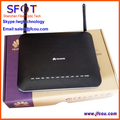 GPON ONU, ONU Echolife HG8245 Gpon Terminal sem fio com 4 ethernet ports.4FE + 2 Voz + WiFI. SIP, Sistema inglês.
