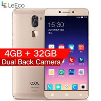 Original Leeco Letv Cool 1 4G RAM 32G ROM Coolpad Cool1 4G LTE Mobile Phone Snapdragon