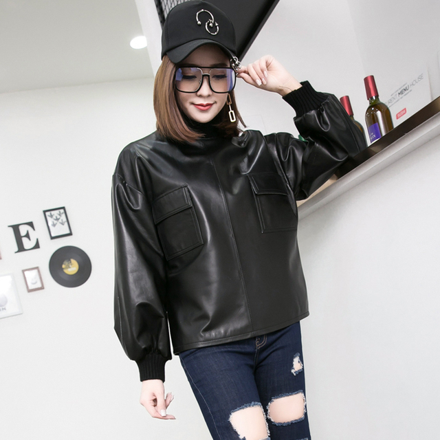 Designer Genuine Online Winter Petite Leader Leather Jackets Jackets