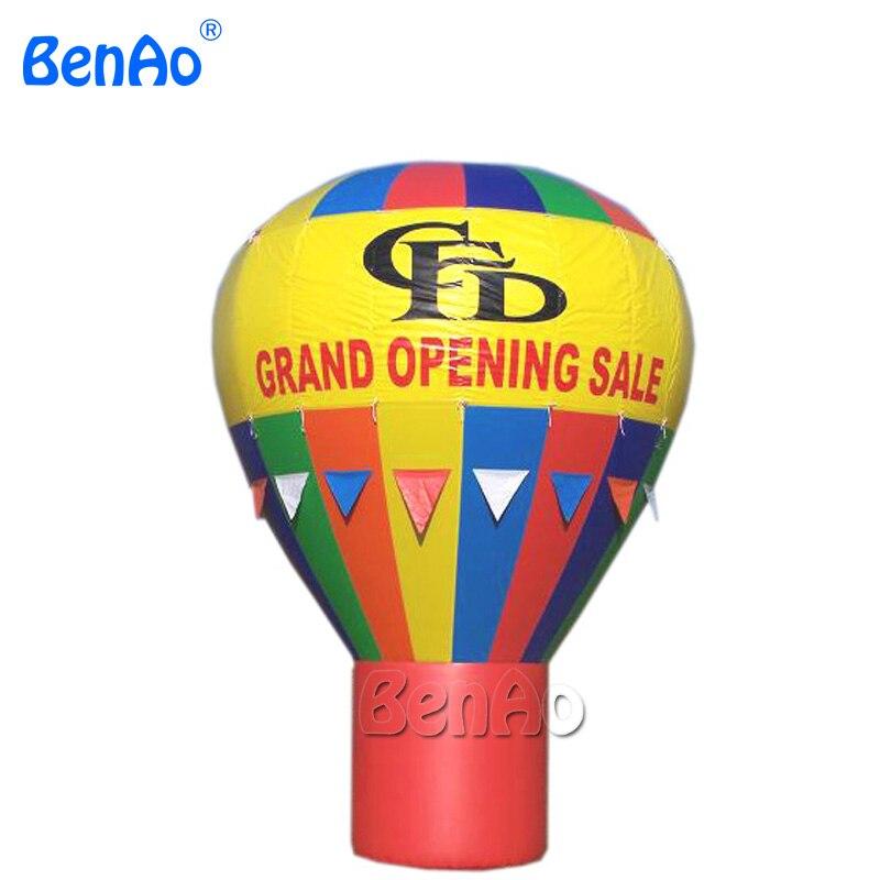 AG045 aufblasbaren boden ballon  große benutzerdefinierte luftballons  big luft luftballons zum verkauf-in Aufblasbare Hüpfburg aus Spielzeug und Hobbys bei title=