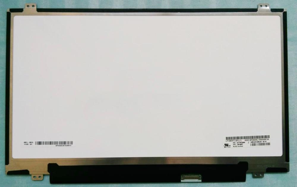LP140WF3 SPD1 Vervangende Lcd scherm LED Display voor Lenovo laptop Panel FHD IPS 1920X1080 matte-in Laptop LCD Scherm van Computer & Kantoor op AliExpress - 11.11_Dubbel 11Vrijgezellendag 1