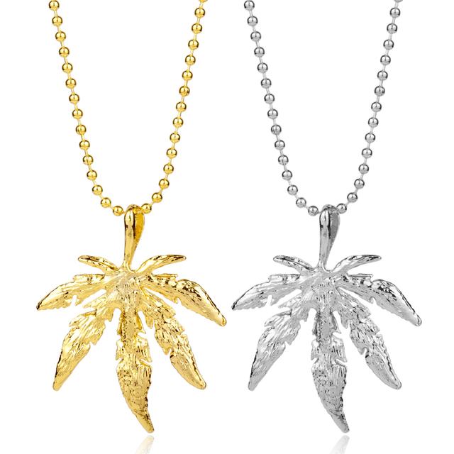 New design necklace iced out weed hiphop maple leaf pendant necklace new design necklace iced out weed hiphop maple leaf pendant necklace gold sliver chain necklace for aloadofball Gallery