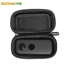 Sunnylife Insta360 One X Camera Bag Handbag Mini Storage Carrying Portable Case for Insta 360 Accessories