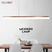 Acrylic Lamp Nordic Pendant Lights Lampara Light Fixtures Luminaire Pendant Lighting