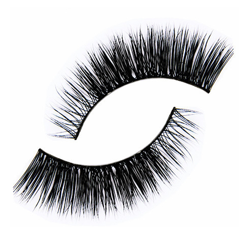 1Pair Full Strip Eyelashes Natural Thick Fake Eyelashes Eyelash Extension 3D Lashes For Building Faux Cils Long Volume Lashes