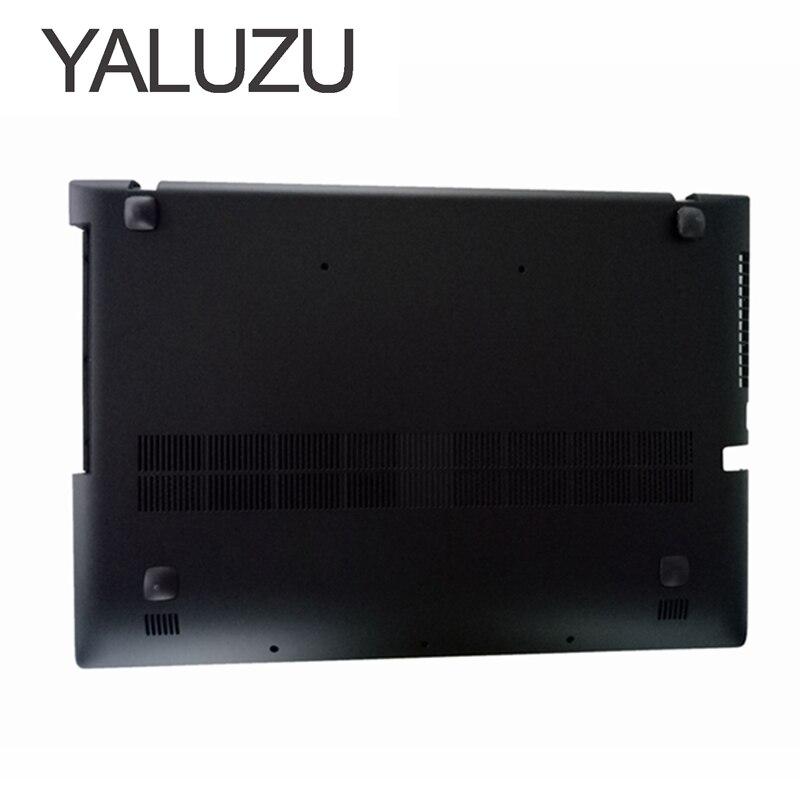 YALUZU New For Lenovo Ideapad Z500 P500 Bottom Case Base Cover AP0SY000B00 laptop replace LOWER CASE