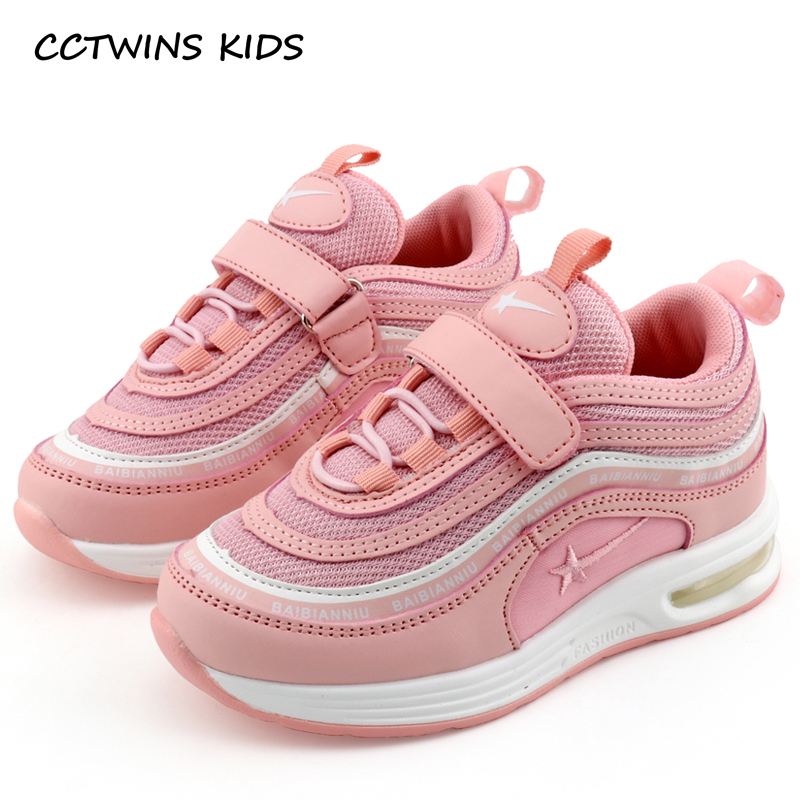 CCTWINS KIDS 2018 Spring Children Black Brand Casual Shoe Baby Girl Fashion Sport Sneaker Boy Pu Leather Trainer F2138