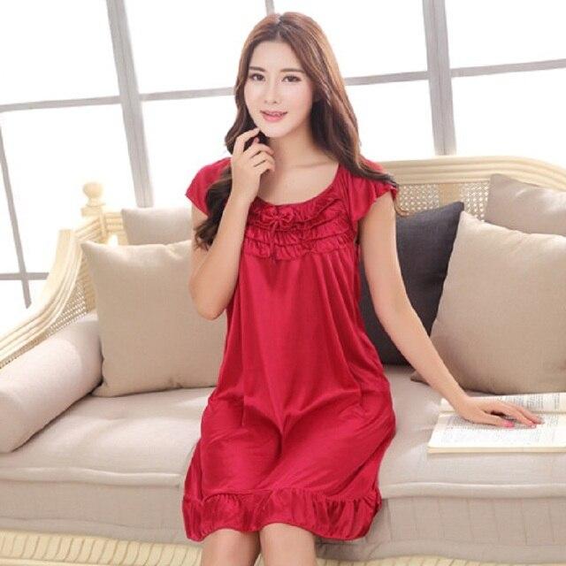 2016 new summer women's sleepwear maternity pajamas pregnancy sleepwear maternity night wear homewear dresses 16752