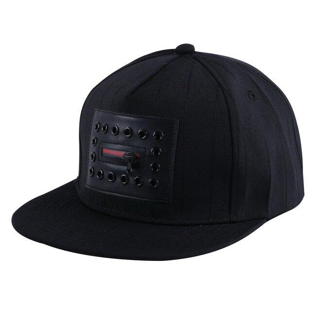 wholesale women men brand snapback cap custom design metal logo luxury hip  hop baseball cap boy girl sports casquette hat gorras 574e77771f09