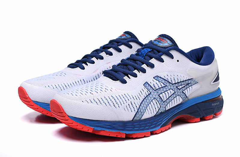c476016acf3 ... 2019 NOVOS ASICS Gel Kayano 25 Sapatos Sapatilhas dos homens homem  Correndo Sapatos Calçados Esportivos Em ...