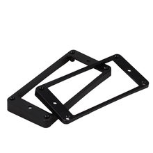 цена на A Pair of Neck&Bridge Humbucker Pickup Frame for LP Guitar Musical Stringed Instruments Parts Accessories