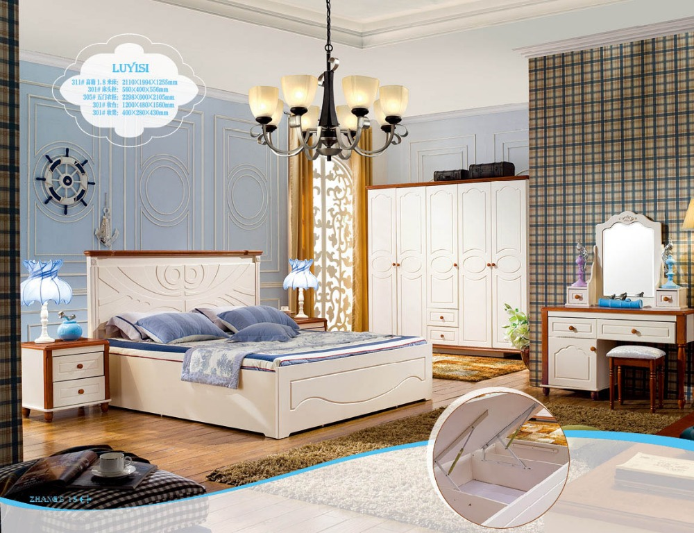 Bedroom furniture soft bed 2016 bedroom furniture cabecero for Muebles para casa