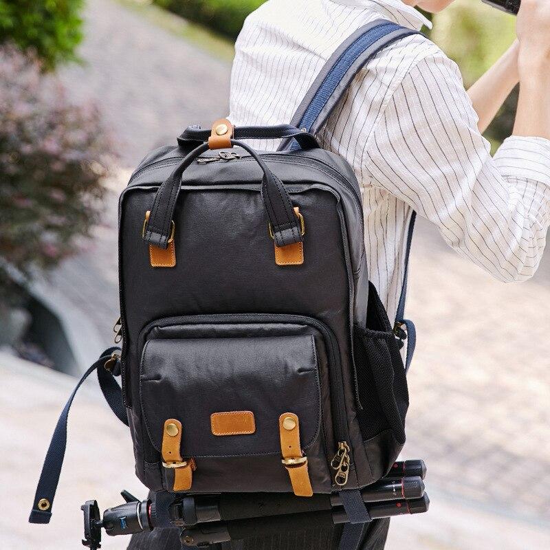Mark Ryden мужской рюкзак многофункциональный usb зарядка 17 дюймов Сумка для ноутбука большая емкость водонепроницаемые дорожные сумки для мужч... - 2