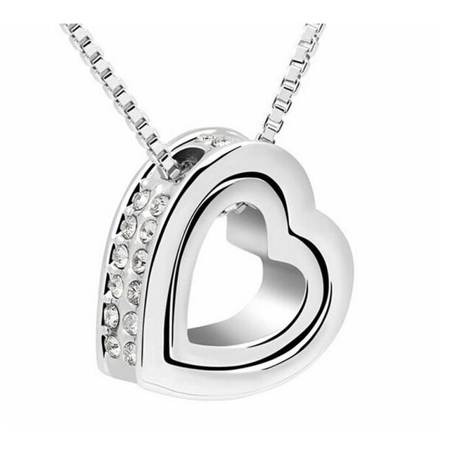 Swarovski Crystal Fashion Necklace Jewelry