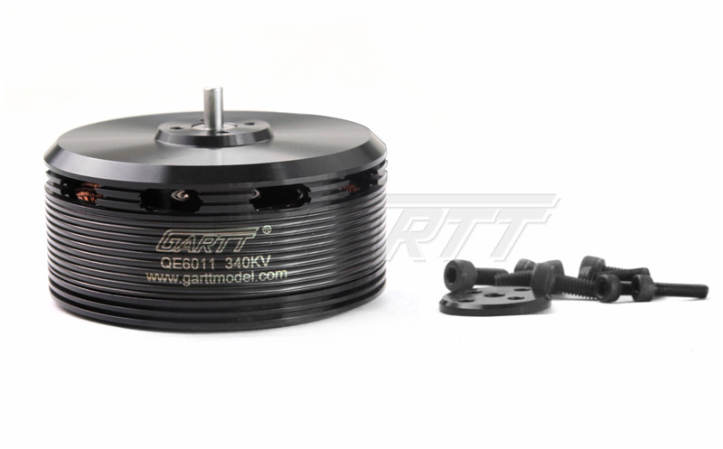 GARTT QE 6011 340KV Brushless Motor For Plant Protection Operations Hexacopter Octocopter Multicopter садовая химия zi jane plant protection station 38 200g 80%