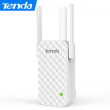 Tenda A12 WiFi Router WiFi Repeater Wireless Range Extender Enhance AP with Router